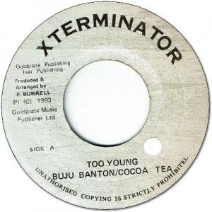 TOO YOUNG (VG+/seal)