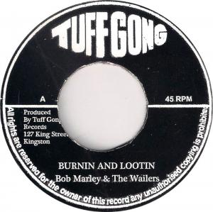 BURNING AND LOOTIN / RASTAMAN CHANT