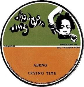 CRYING TIME / ALL MY TEARS DUB