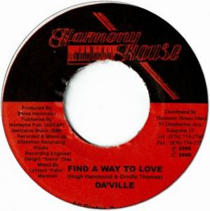 FIND A WAY TO LOVE(2 mix)
