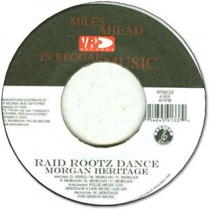 RAID ROOTZ DANCE / NOTHING TO SMILE ABOUT