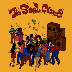 THE SOUL CHANCE(Limited Red Vinyl+Sticker)