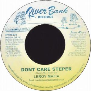 DON'T CARE STEPPER / VERSION