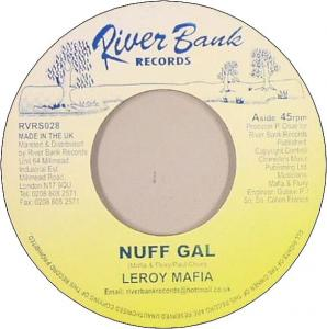 NUFF GAL / VERSION