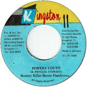 POWERS YOUTH