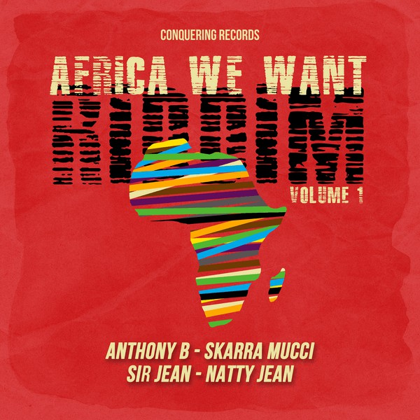 AFRICA WE WANT RIDDIM Vol.1