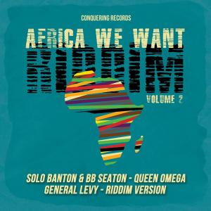 AFRICA WE WANT RIDDIM Vol.2