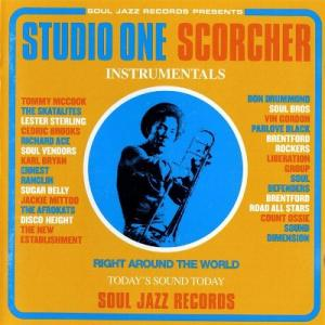 STUDIO ONE SCORCHERS(3LP)