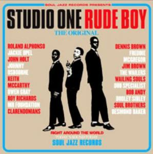STUDIO ONE RUDE BOY(2LP)