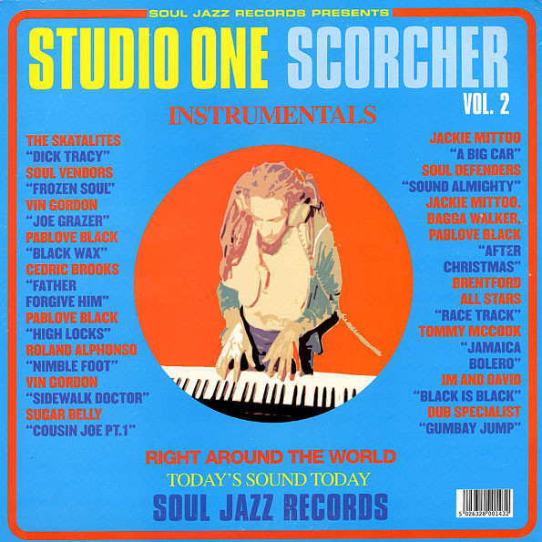 STUDIO ONE SCORCHER Vol.2(LP)