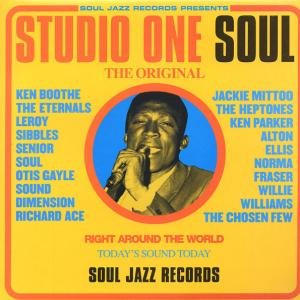 STUDIO ONE SOUL(2LP)