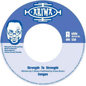 STRENGTH TO STRENGTH / STRONG STRONG DUB