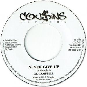 NEVER GIVE UP / VERSION