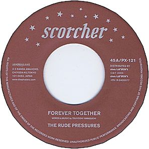 FOREVER TOGETHER (VG+) / WHEEL'S ON FIRE (EX)