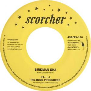 BIRDMAN SKA (EX) / EVERYBODY DANCE THE SKA (EX)