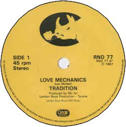 LOVE MECHANICS / LOVE MECHANICS(Remix) / GIVE A HELPING HAND