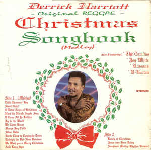 ORIGINAL REGGAE CHRITMAS SONG BOOK