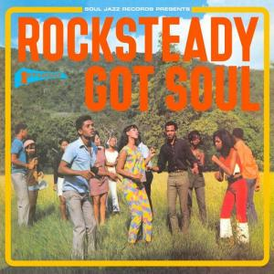 STUDIO ONE ROCKSTEADY GOT SOUL(2LP)