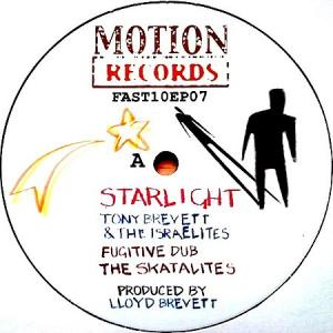 STARLIGHT . HERBMAN DUB / SEALING DUB . STARLIGHT VERSION