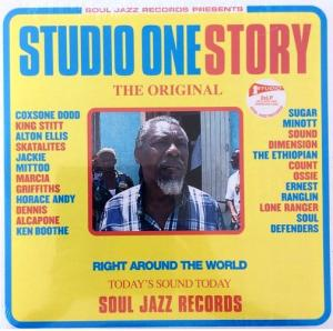 STUDIO ONE STORY(2LP)