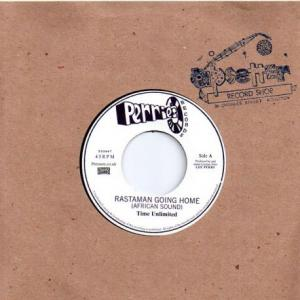 RASTAMAN GOING HOME(African Sound) / AFRICA DUB