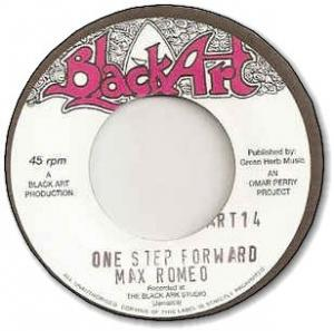 ONE STEP FORWARD / ONE STEP DUB