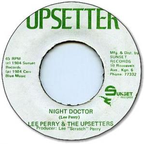 NIGHT DOCTOR / BEAT DOWN BABYLON Version