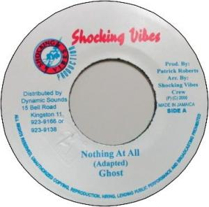 NOTHING AT ALL (VG+)