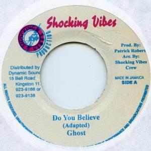 DO YOU BELIEVE (VG+)
