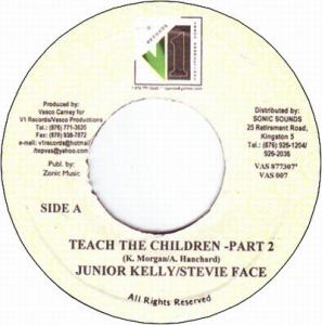 TEACH THE CHILDREN Pt.2 (VG+)