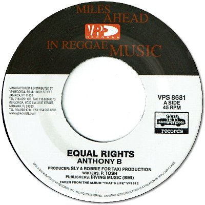 EQUAL RIGHTS