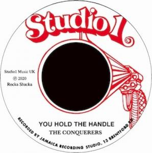 YOU HOLD THE HANDLE / BLACK IS BLACK