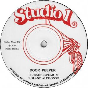 DOOR PEEPER / ALL THE WAY
