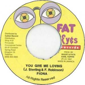 YOU GIVE ME MY LOVE (VG) / I'LL ALWAYS BE TRUE (VG+)