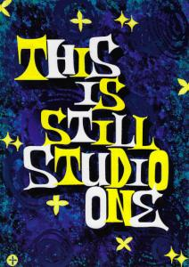 THIS IS STILL STUDIO ONE