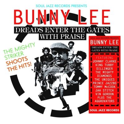 BUNNY LEE : DREADS ENTER THE GATES WITH PRAISE(3LP)