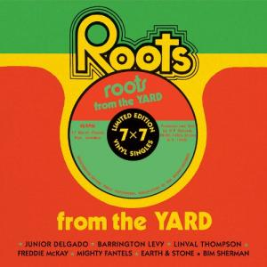 "ROOTS FROM THE YARD(7x7"" Box Set)"