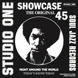 "STUDIO ONE THE ORIGINAL SHOWCASE 45(5x7"" Box Set)"