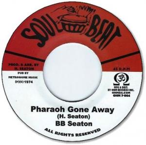 PHARAOH GONE AWAY / PHARAO'S DUB