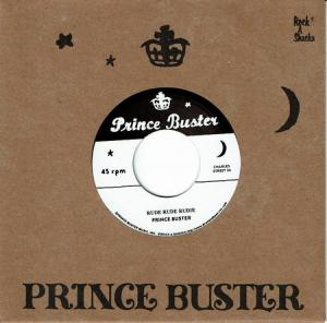 RUDE RUDE RUDIE (Don't Throw Stones)(Alternate take) / PRINCE OF PEACE