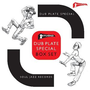 "STUDIO ONE DUB PLATE SPECIAL(5x7"" Box Set)"