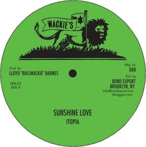 SUNSHINE LOVE / KEEP A ROCKING / GET OVER