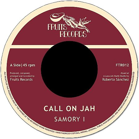 CALL ON JAH / CALL ON DUB