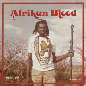 AFRIKAN BLOOD(Ltd Red Vinyl Edition)