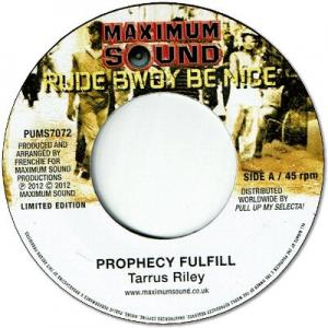 PROPHECY FULFILL / CHANT RASTAFARI