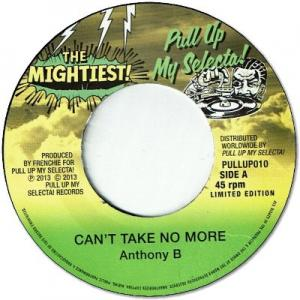 CAN'T TAKE NO MORE / NO PLASTIC DOLLY