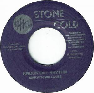 "KNOCK OUT Riddim 4x7"" Set"