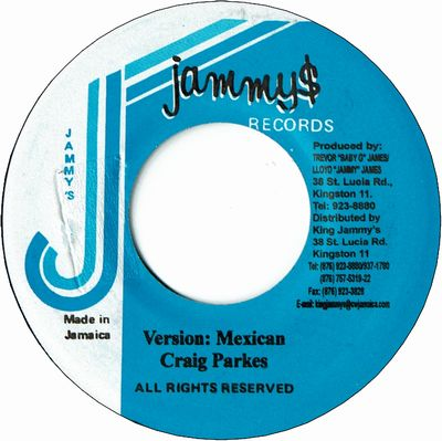 "MEXICAN Riddim 5x7"" Set"