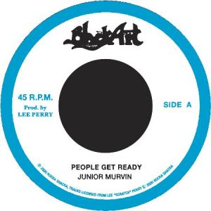 PEOPLE GET READY / DUB  (7月発売予定)