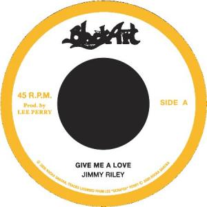 GIVE ME A LOVE / DUB (7月発売予定)
